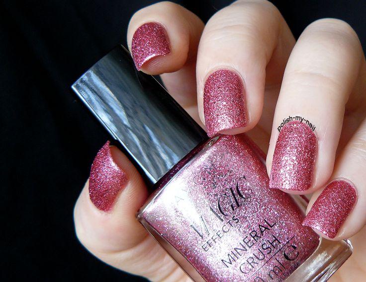 Polish My Nail: Avon - Mineral Crush Rose Quartz