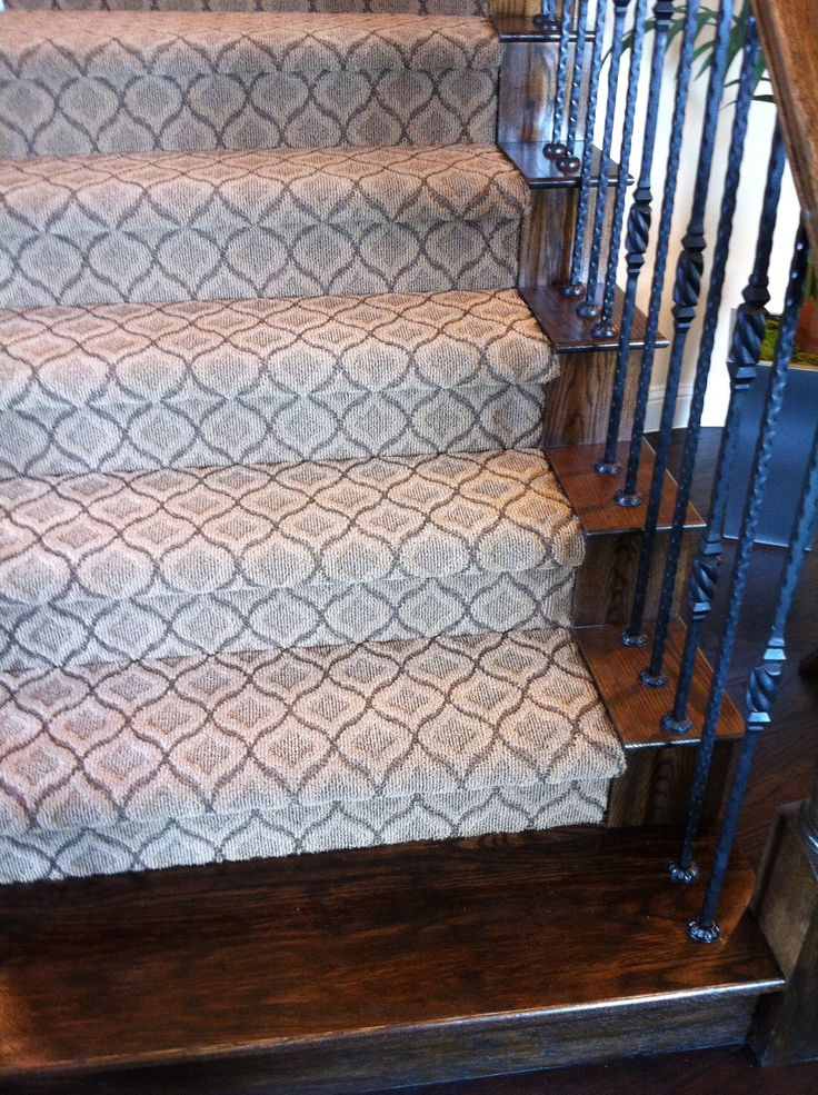 Best 25+ Carpet Stair Treads Ideas On Pinterest | Hardwood Stair Treads,  Carpet Treads And Stair Makeover