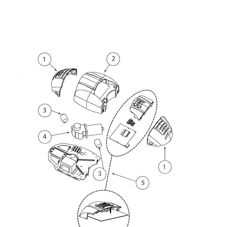 Genie Garage Door Opener Model 2022