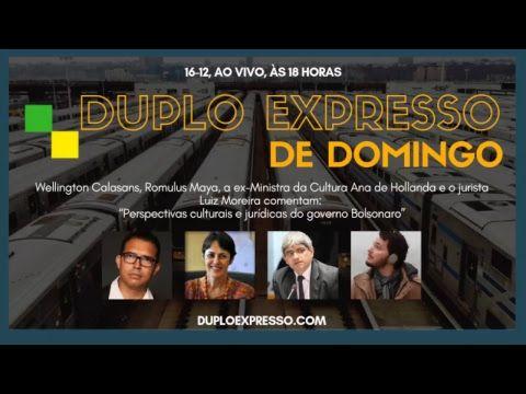 Duplo Expresso De Domingo 16dez2018 Youtube Noticias E