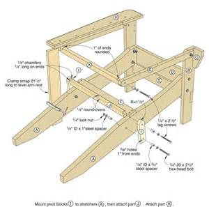 Free Folding Adirondack Chair Plans - The Best Image Search