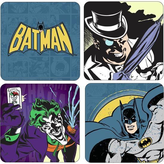 Korkbrikker - Batman