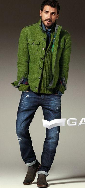дневник моды и стиля: мужские цветотипы