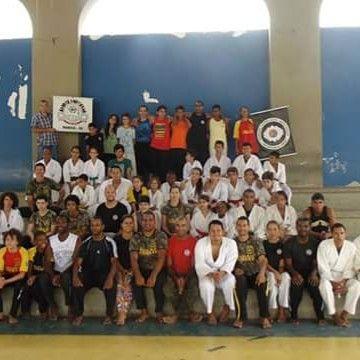 17 anos de Sistema Marcial Urbano. Unindo artistas marciais de outras modalidades. Taekwondo,  karate, kungfu, capoeira.