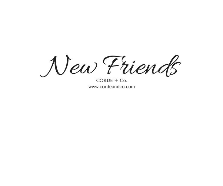 """Meeting new friends along the way has been such an asset to my life. I've met incredible people who were essential to my professional and personal progress. Don't buy into the foolish mantra of """"no new friends"""" because that's low brow thinking and detrimental to growth. #cordethewriter #reginiacordell #cordeandco"""