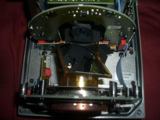 Sick Lms210 Laser Rangefinder Lidar Mirror Rotation