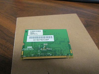 Acer Aspire 3000 Wireless Card