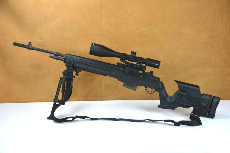 Springfield M1A Sniper Rifle For Sale: TacOpShop