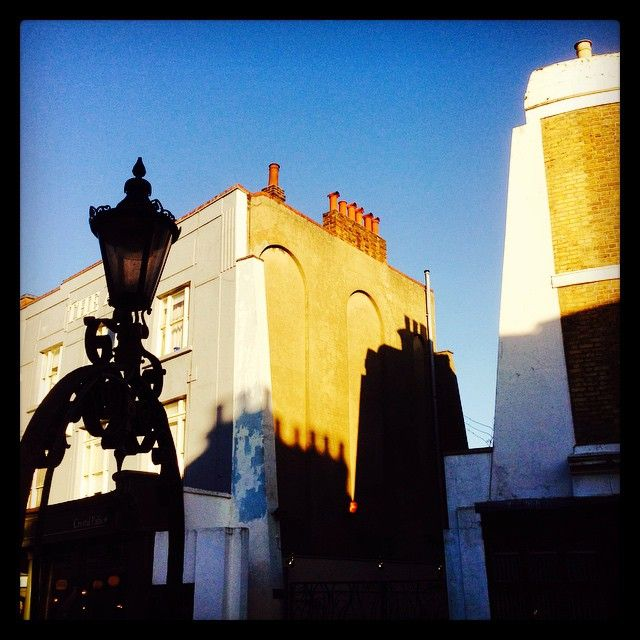 Nice #shadows on this strange split between two buildings in #CrystalPalace it's a #Kooky #London #App http://bit.ly/11XgicP #ig_London #igLondon #London_only #UK #England #English #British #iPhone #quirky #odd #photoftheday #photography #picoftheday #igerslondon #londonpop #lovelondon #timeoutlondon #instalondon #londonslovinit #mylondon #pub #Padgram