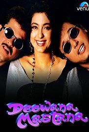 Watch Deewana Mastana Online Free. Raja is a minor league crook who sells railway tickets on the black market at Amirpur station. Tired of his job he looks for new ways to make a quick buck. One day, along with his friend ...