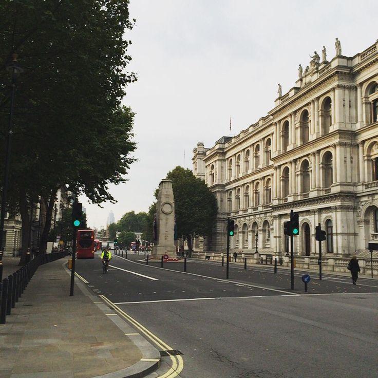 Whitehall parliament.