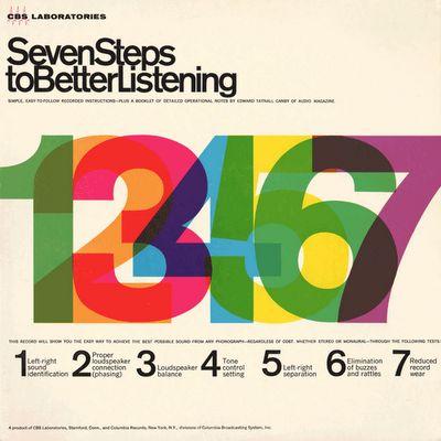 Seven Steps to Better Listening (1964).
