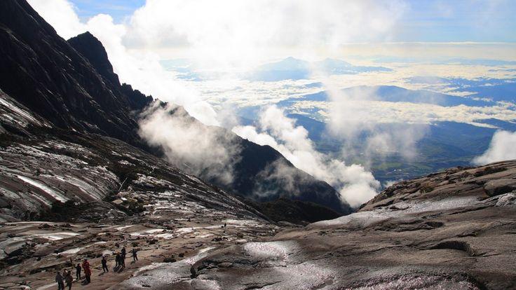 Discesa dal Monte Kinabalu - Nella Terra di Sandokan