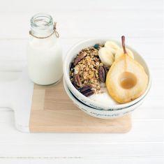 Muesli croccante con quinoa e noci pecan - Tutte le ricette dalla A alla Z - Cucina Naturale - Ricette, Menu, Diete