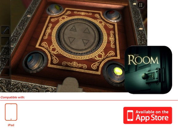 The Room - iPadIpad Puzzles, App Reviews, Education Technology, Solving Puzzles, Education Teachers, Puzzles Solving Games, Puzzles Games, Room Ipad, Ipad App