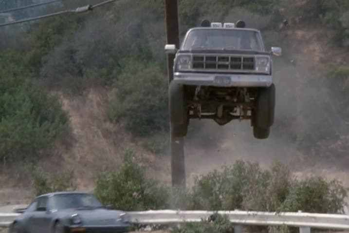 The Top 100 Movie And Tv Star Cars Is Your Favorite Missing Tv Cars Fall Guy Truck Great Movies