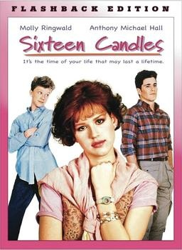 Sixteen Candles!! I love the eighties :)