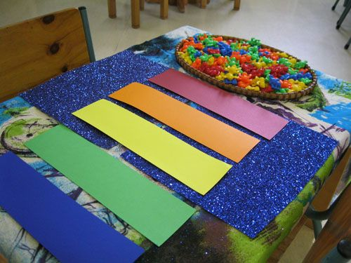 Irresistible Ideas for play based learning » Blog Archive » matching and sorting games
