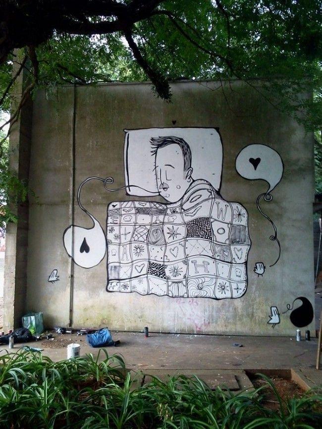 Alex Senna #graffiti #streetart