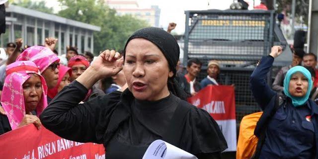 TODAYINDO  - Ketua dari GSI (Gerakan Selamatkan Indonesia) yakni Ratna Sarumpaet sangat menyay...