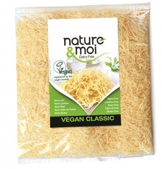 #Nature&Moi Cheese Alternative - Classic, Grated 200g