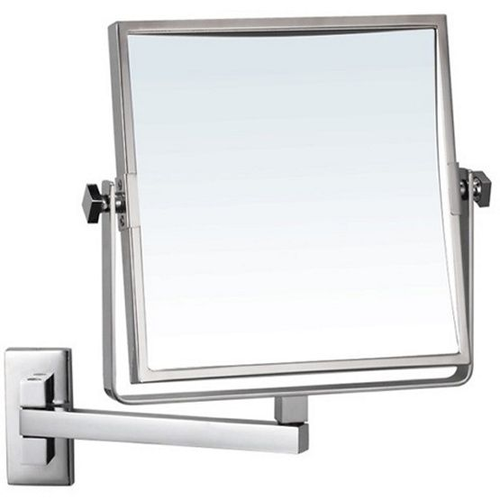 Nameeks AR7709 Square Wall Mounted Makeup Mirror