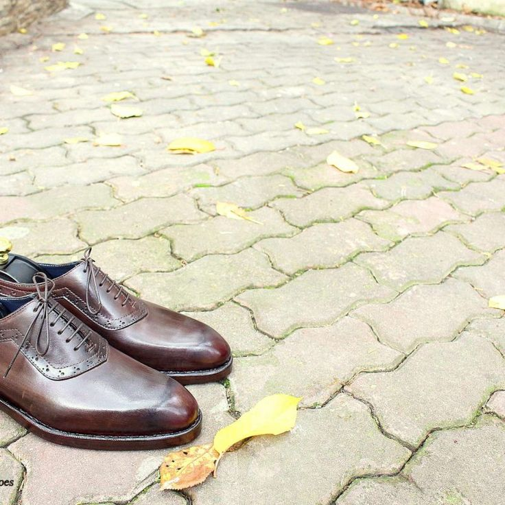 Goodyear Welted Oxford 20 – 4