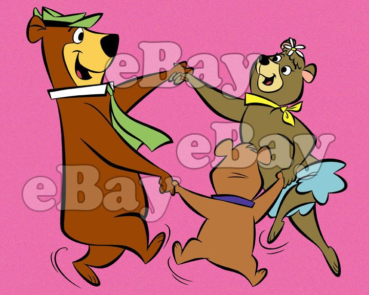 Yogi Bear Cartoon porn