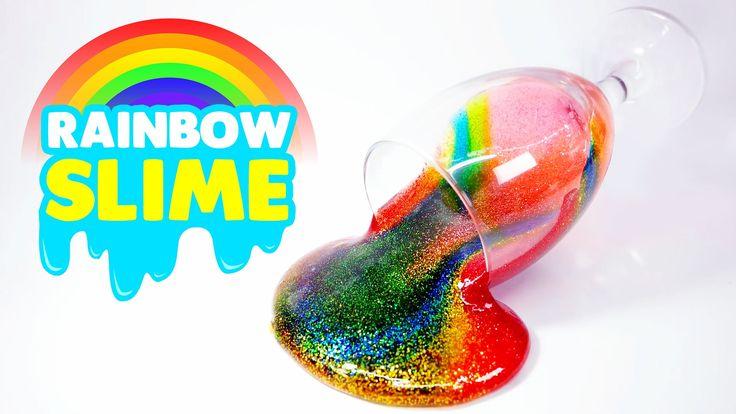 how to make glitter slime australia