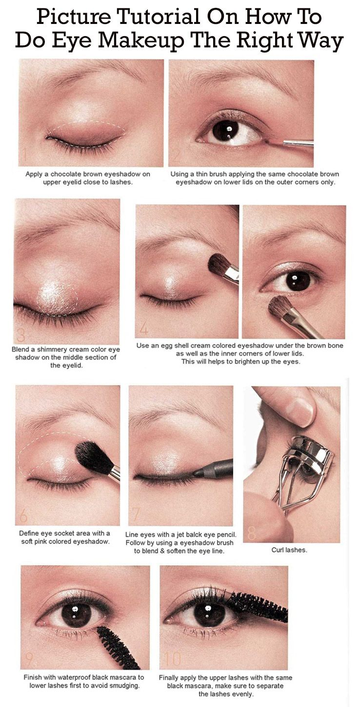 Ways To Do Makeup For