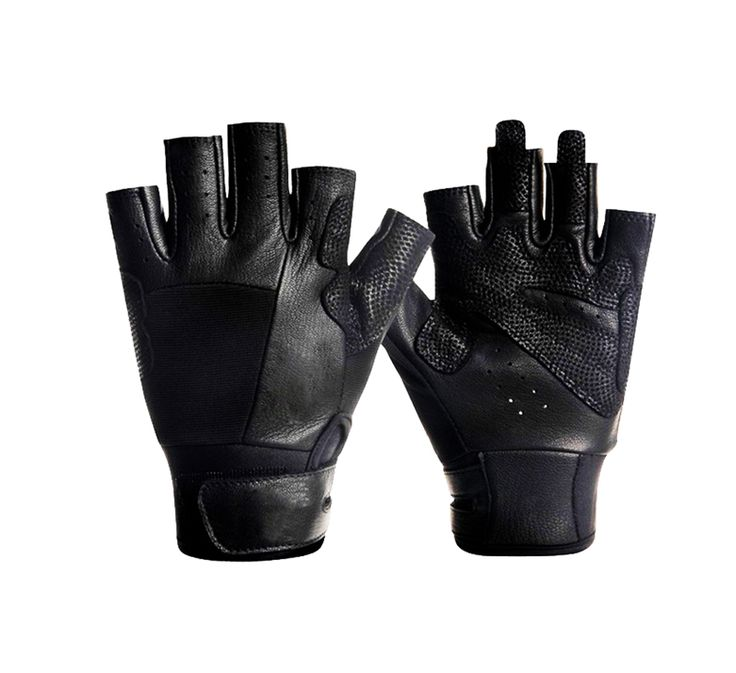 Abrasive resistant, Anti-skid, Breathable Rock climbing gloves