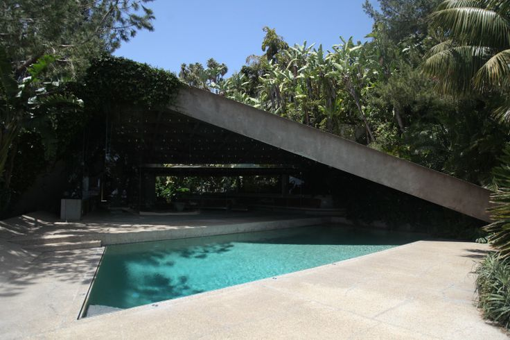 purple DIARY - JAMES GOLDSTEIN'S HOUSE, Los Angeles