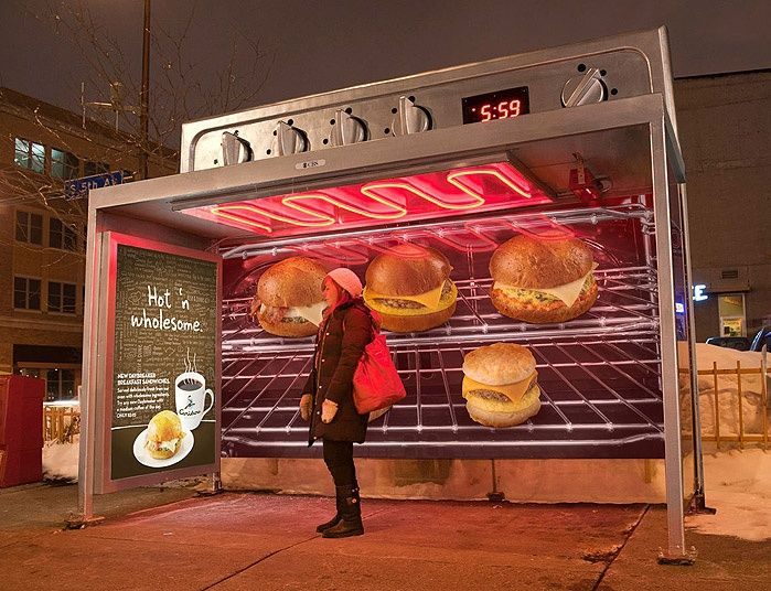 Bus Stop #marketing
