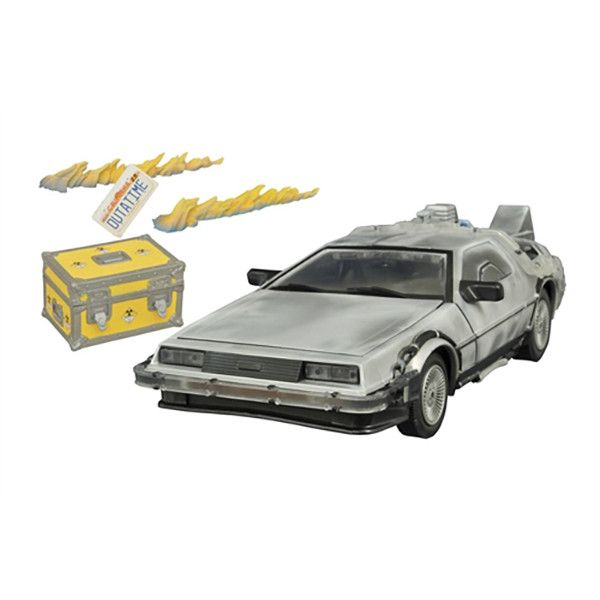 Back To The Future II 1/15th Scale Time Machine Collector's Edition