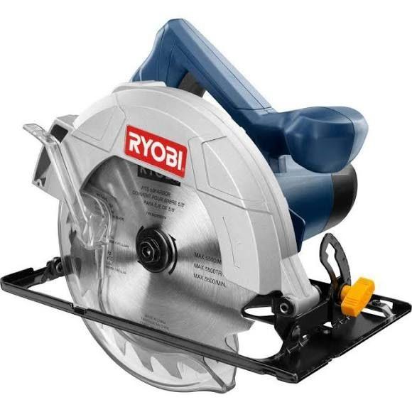 Circular Saws: Ryobi Saws 12-Amp 7-1/4 in. Circular Saw CSB124