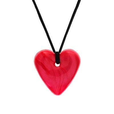 GUMIGEM- Heart Pendants - Siren