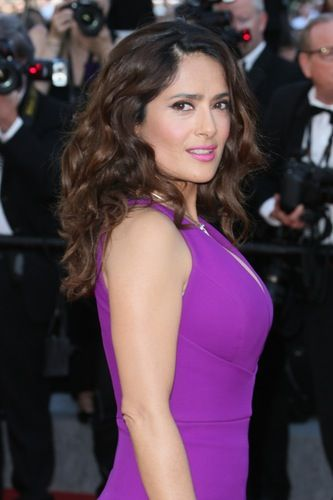 "Salma Hayek, 48, Says She ""Doesn't Have Time to Exercise"""