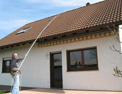 Nice Moose Flechten und Algen von Dach und Fassade entfernen