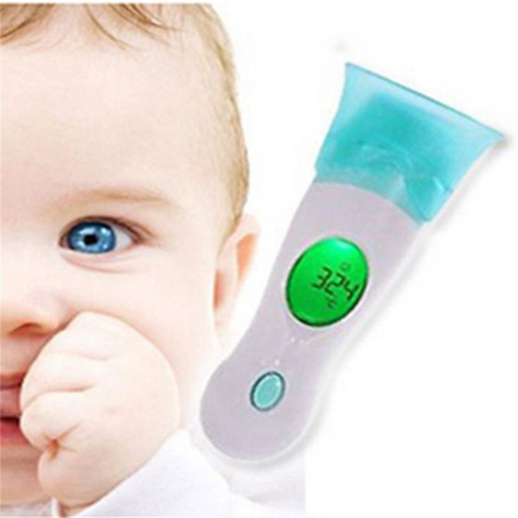 Thermometer Baby Adult Digital Body Ear Multifunctional Infrared Thermometer Health Monitors YI0L