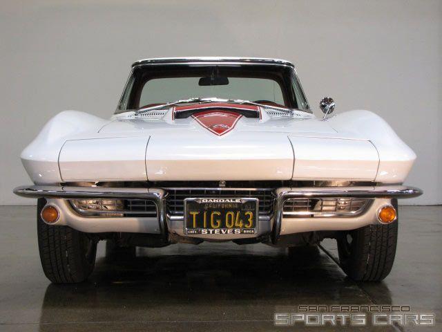 1967 Corvette Stingray Convertible