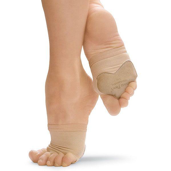 Dance Paws Modern Lyrical Shoe; Dance Paws