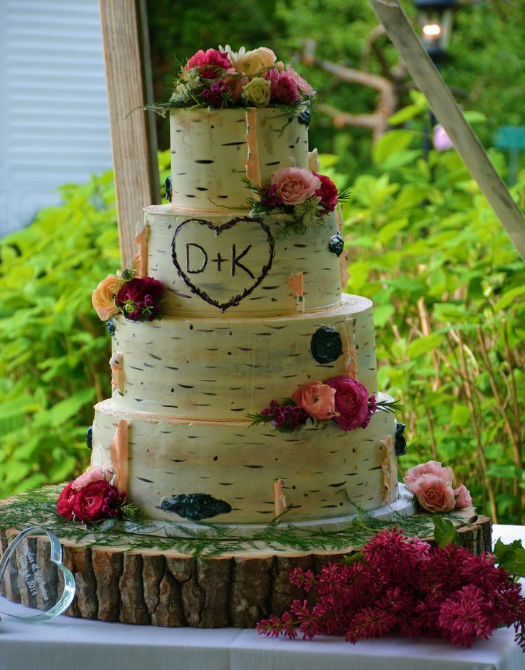 birch tree cake 17 best images about birchwood weddings on 1715