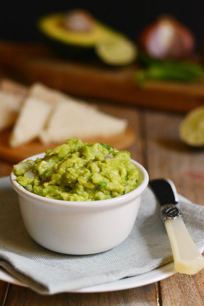 Salsa Guacamole da gustare con tapas e tortillas durante i vostri aperitivi