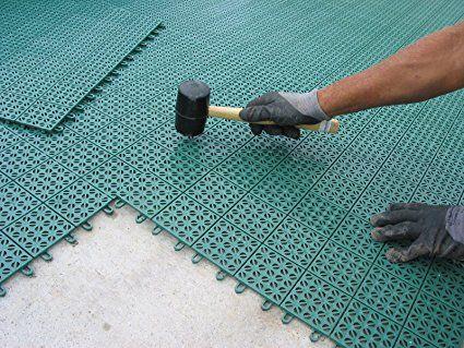 Oltre 25 fantastiche idee su piastrelle verdi su pinterest - Piastrelle in plastica da giardino ...