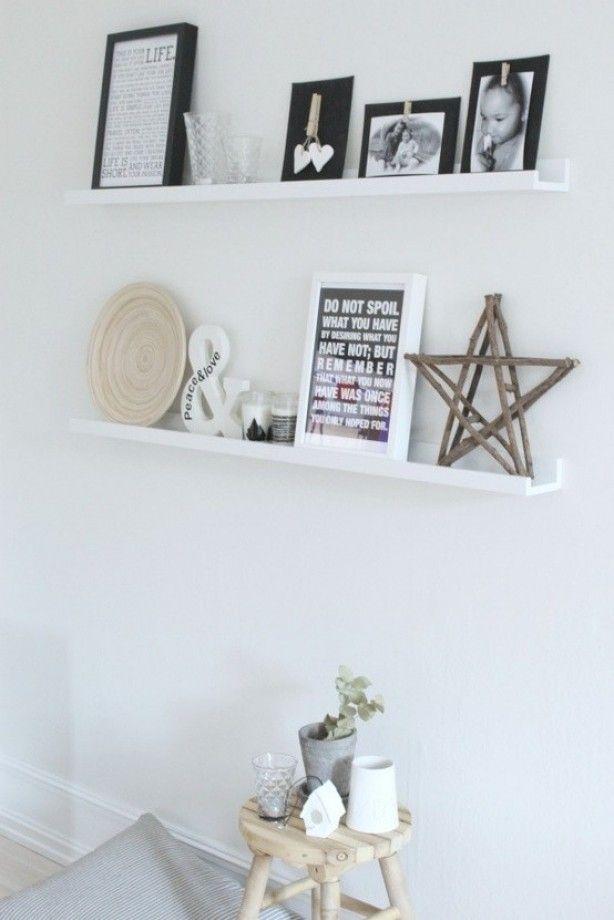 25 beste idee n over slaapkamer wanddecoraties op pinterest fotolijstjes aan de muur - Muur decoratie slaapkamer ...