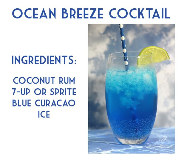 Are you looking for a fun summer drink that reminds you of the beach? Then this Ocean Breeze Cocktail recipe is exactly what you are looking for it. It is fun and refreshing on these hot summer days. The perfect [...]