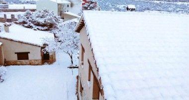 ¡Y por fin llegó la nieve en España!