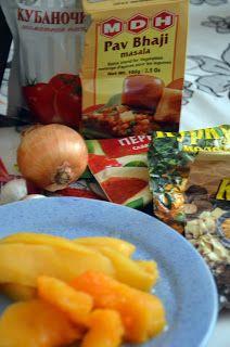 Клубника и базилик: Вегетарианский карри с тыквой и нутом