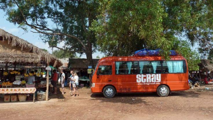 Rabatt på busspass i Thailand, Laos, Kambodsja og Vietnam, backpacking med KILROY