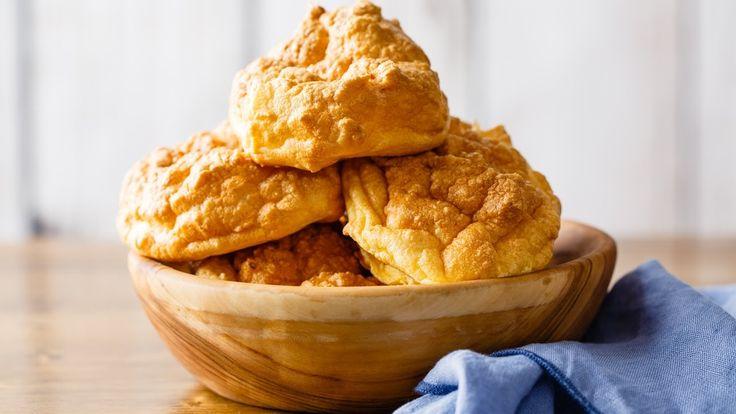 Cloud bread: licht, luchtig brood met maar drie ingrediënten